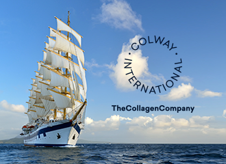 We sailed into turquoise waters. Colway International in June 2020